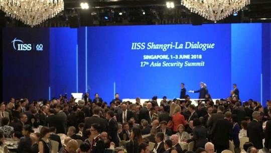 Tại sao Trung Quốc cử phái đoàn hùng hậu tới Shangri-La 2019? - Ảnh 1.