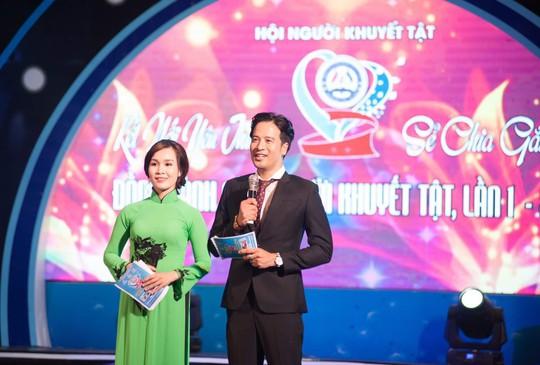Diễn viên Đoàn Minh Tài bén duyên truyền hình trực tiếp - Ảnh 3.