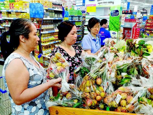 Ở đâu có Saigon Co.op, ở đó bán vải thiều Lục Ngạn