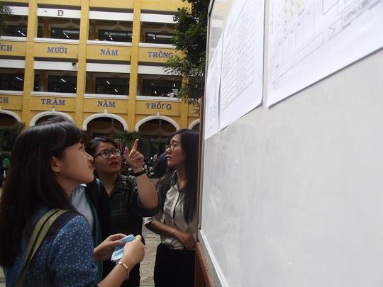 Năm học 2019, TP HCM tuyển dụng 443 giáo viên THPT - Ảnh 1.