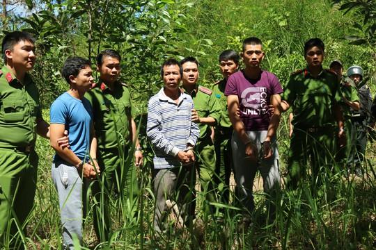 Bắt đối tượng đầu độc hơn 10 ha rừng thông rồi lẩn trốn ở TP HCM - Ảnh 4.