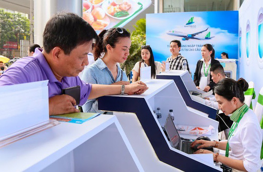 Sức hút của vé hạng thương gia tại Bamboo Airways Tower 265 Cầu Giấy - Ảnh 2.