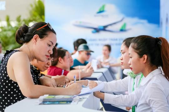Sức hút của vé hạng thương gia tại Bamboo Airways Tower 265 Cầu Giấy - Ảnh 3.