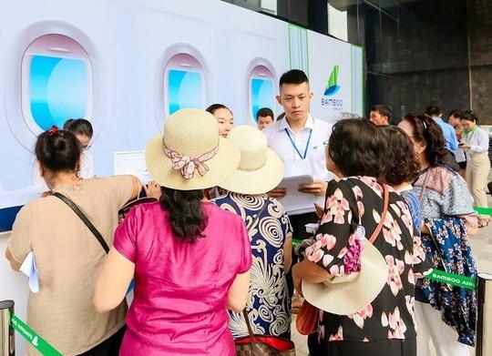 Sức hút của vé hạng thương gia tại Bamboo Airways Tower 265 Cầu Giấy - Ảnh 5.