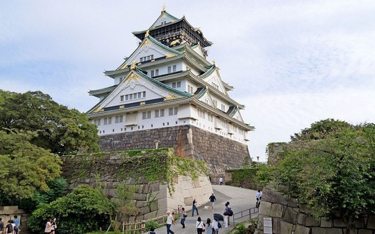 5 địa điểm du khách không nên bỏ lỡ khi đến Osaka - Ảnh 2.