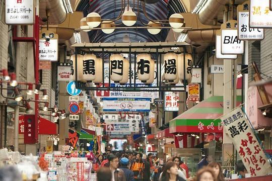 5 địa điểm du khách không nên bỏ lỡ khi đến Osaka - Ảnh 3.