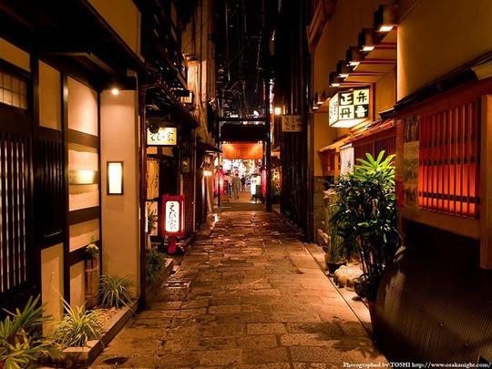 5 địa điểm du khách không nên bỏ lỡ khi đến Osaka - Ảnh 5.