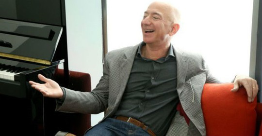 9 điều ít biết về khối tài sản khổng lồ của Jeff Bezos - Ảnh 1.