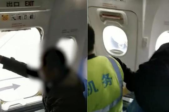Cụ ông xui xẻo bị bắt ngay lần đầu tiên đi máy bay - Ảnh 1.