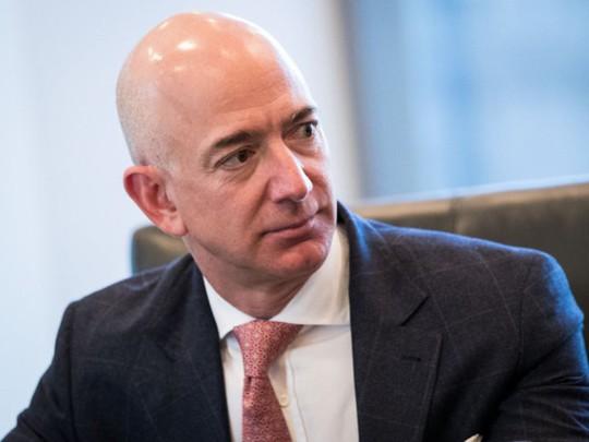 9 điều ít biết về khối tài sản khổng lồ của Jeff Bezos - Ảnh 2.