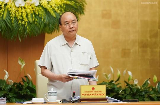 Thủ tướng: Cần thiết phải báo cáo lại vấn đề giá điện - Ảnh 1.
