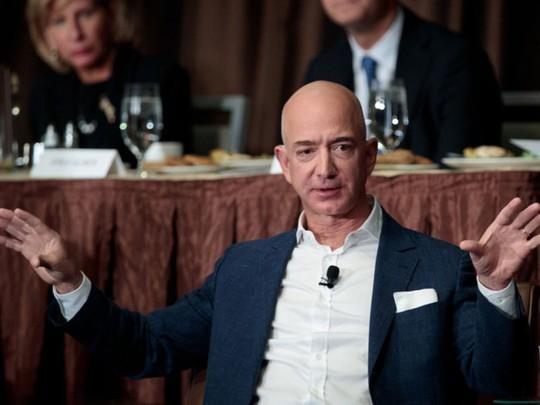 9 điều ít biết về khối tài sản khổng lồ của Jeff Bezos - Ảnh 5.