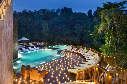 Top bể bơi vô cực đẹp nhất châu Á: Một khách sạn ở Cam Ranh được vinh danh - Ảnh 5.