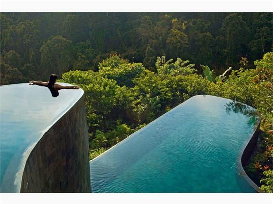 Top bể bơi vô cực đẹp nhất châu Á: Một khách sạn ở Cam Ranh được vinh danh - Ảnh 6.