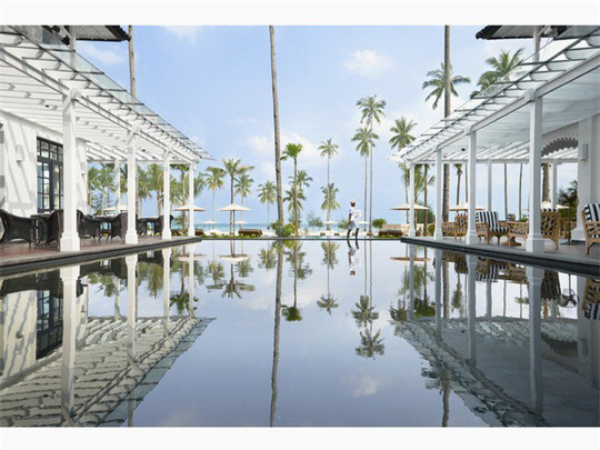 Top bể bơi vô cực đẹp nhất châu Á: Một khách sạn ở Cam Ranh được vinh danh - Ảnh 8.