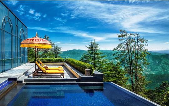 Top bể bơi vô cực đẹp nhất châu Á: Một khách sạn ở Cam Ranh được vinh danh - Ảnh 10.