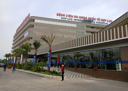 Thanh Hóa có bệnh viện đa khoa quốc tế đầu tiên - Ảnh 1.