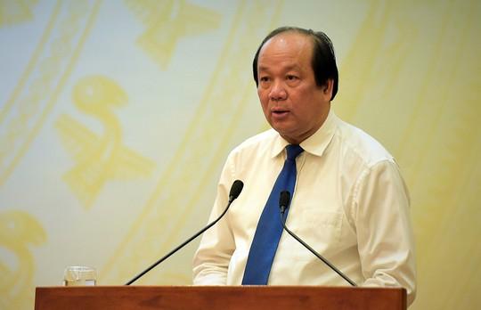 """Bộ trưởng Mai Tiến Dũng nói gì về sự trở về """"rình rang"""" của Đoàn Thị Hương? - Ảnh 1."""