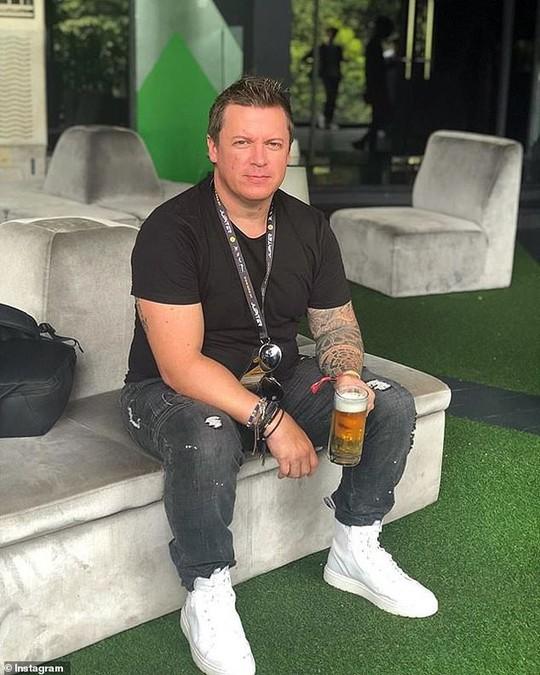 DJ nổi tiếng Úc Adam Sky tử vong khi đi nghỉ dưỡng - Ảnh 2.