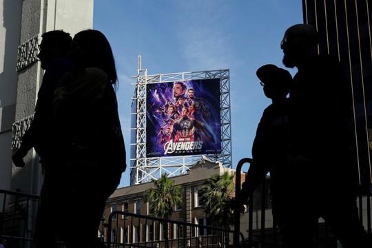 """Bom tấn """"Avengers: Endgame"""" vượt doanh thu """"Titanic"""" - Ảnh 2."""
