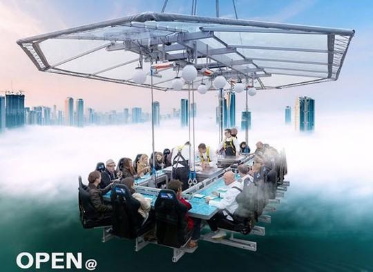 14 nhà hàng kỳ lạ trông như ở thế giới khác - Ảnh 3.