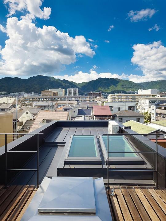Ngôi nhà siêu nhỏ nhưng đầy đủ công năng ở Nhật Bản - Ảnh 6.