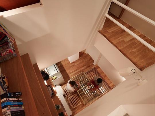 Ngôi nhà siêu nhỏ nhưng đầy đủ công năng ở Nhật Bản - Ảnh 9.