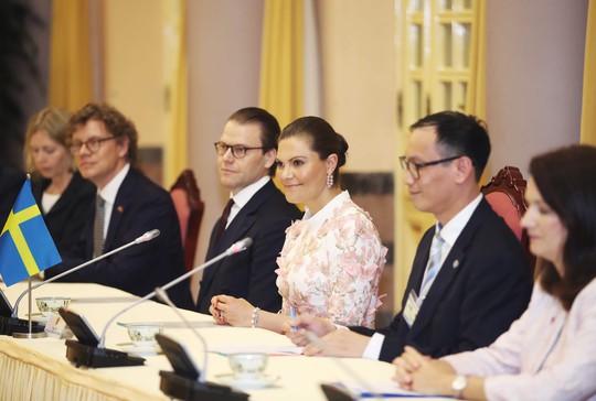 Tổng Bí thư, Chủ tịch nước mời Quốc vương và Hoàng hậu Thụy Điển thăm Việt Nam - Ảnh 3.