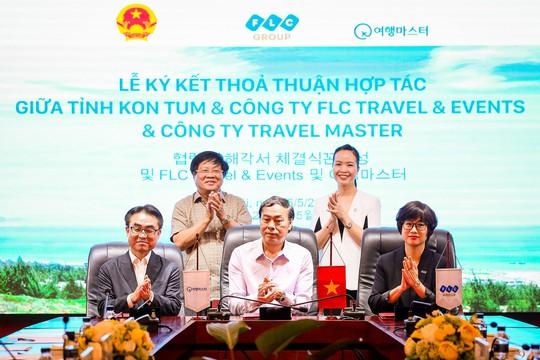 FLC Travel & Events tăng cường kết nối thị trường trong nước và quốc tế - Ảnh 1.