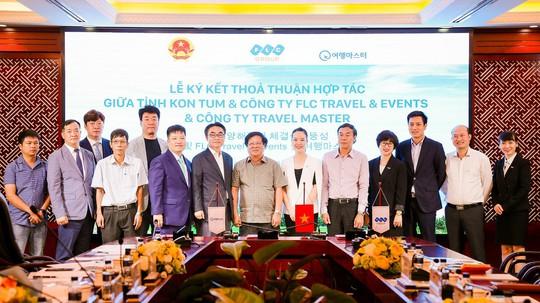 FLC Travel & Events tăng cường kết nối thị trường trong nước và quốc tế - Ảnh 2.