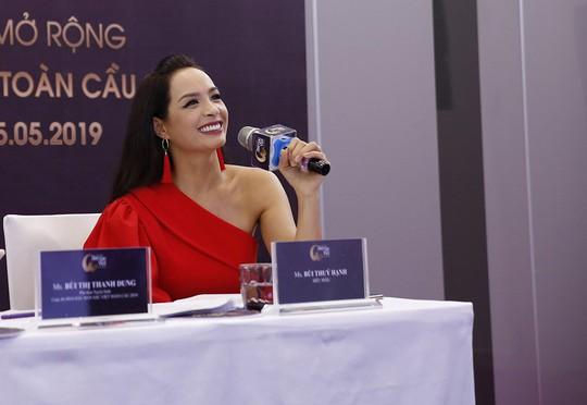 Thúy Hạnh làm giám khảo vòng sơ tuyển mở rộng Hoa hậu Bản sắc Việt toàn cầu 2019 - Ảnh 2.
