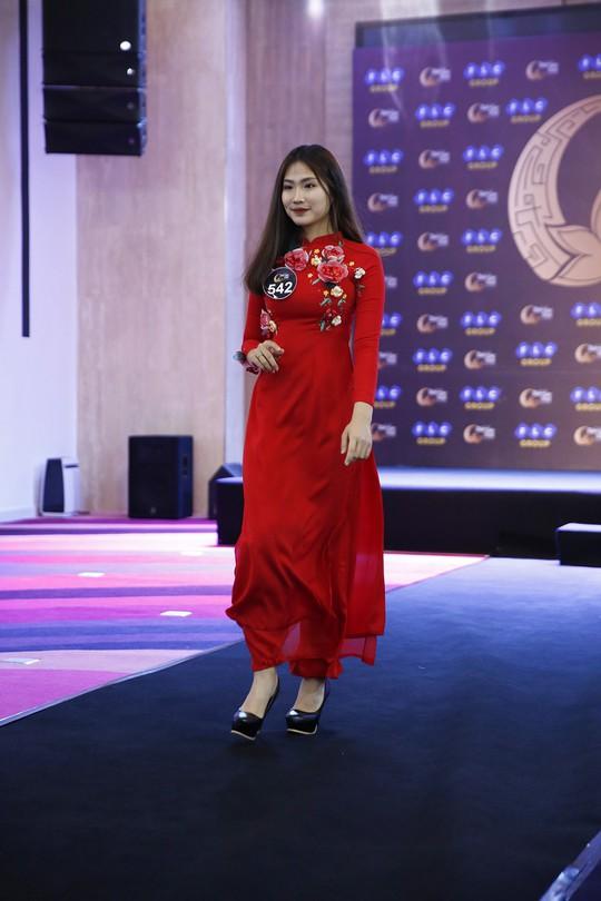 Thúy Hạnh làm giám khảo vòng sơ tuyển mở rộng Hoa hậu Bản sắc Việt toàn cầu 2019 - Ảnh 4.