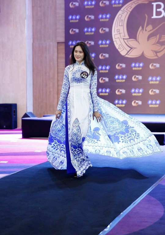 Thúy Hạnh làm giám khảo vòng sơ tuyển mở rộng Hoa hậu Bản sắc Việt toàn cầu 2019 - Ảnh 6.