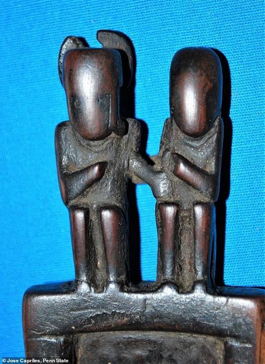 Phát hiện túi ma dược ngàn năm trong mộ cổ - Ảnh 2.