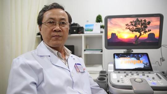 Bệnh viện Đa khoa Vạn Hạnh triển khai hệ thống siêu âm đàn hồi giúp chẩn đoán xơ hóa gan sớm - Ảnh 3.
