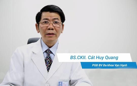 Bệnh viện Đa khoa Vạn Hạnh triển khai hệ thống siêu âm đàn hồi giúp chẩn đoán xơ hóa gan sớm - Ảnh 4.