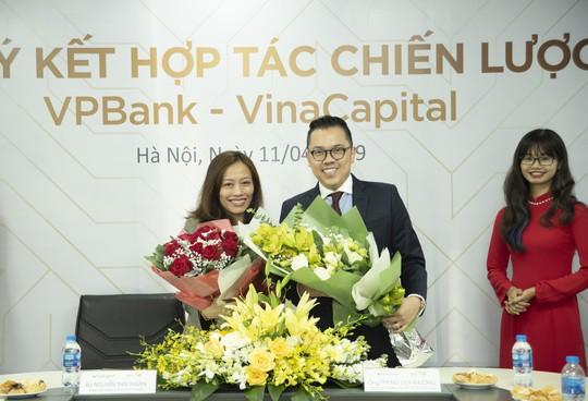 VinaCapital ký kết hợp tác chiến lược với VPBank - Ảnh 2.