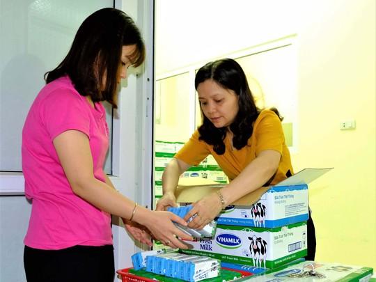 Lợi ích kép của chương trình sữa học đường Hà Nội - Ảnh 2.