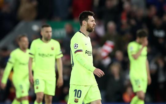 Messi cự fan nhà và dân mạng trách tội Dembele - Ảnh 1.