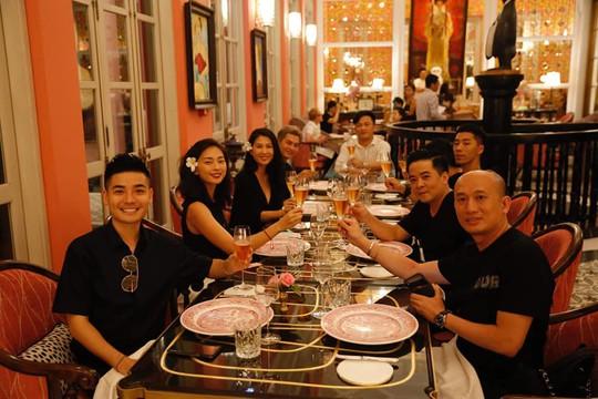 Ngô Thanh Vân đón sinh nhật cực chất tại nhà hàng Pink Pearl - JW Marriott Phu Quoc Emerald Bay - Ảnh 1.