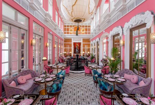 Ngô Thanh Vân đón sinh nhật cực chất tại nhà hàng Pink Pearl - JW Marriott Phu Quoc Emerald Bay - Ảnh 7.