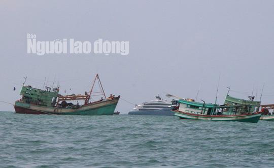 """Siêu du thuyền triệu đô của ông chủ Tottenham đang có mặt ở """"đảo ngọc"""" Phú Quốc - Ảnh 6."""