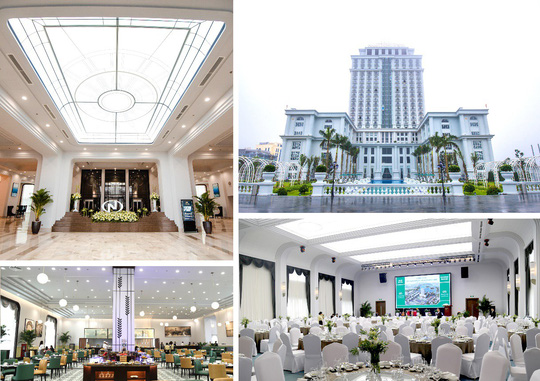 Khai trương không gian nghỉ dưỡng cao cấp quốc tế 4 sao - Khách sạn Nam Cường Nam Định - Ảnh 2.