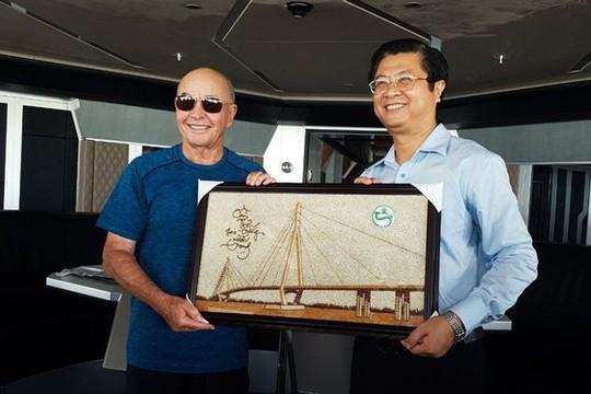 """Siêu du thuyền triệu đô của ông chủ Tottenham đang có mặt ở """"đảo ngọc"""" Phú Quốc - Ảnh 9."""