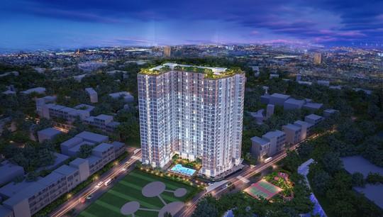 Quận Tân Phú: Khan hiếm dự án căn hộ chất lượng - Ảnh 1.
