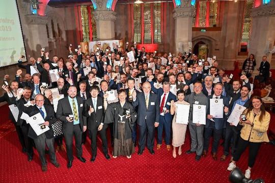 Giải thưởng quốc tế dành cho dòng Bia Lager dung tích nhỏ - Ảnh 4.