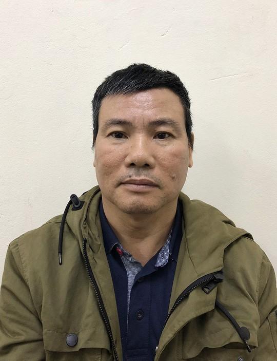 Ong Truong Duy Nhat bi bat vi lien quan den Vu nhom