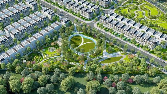 Độc đáo công viên tái hiện từ câu chuyện cổ tích - Ảnh 1.