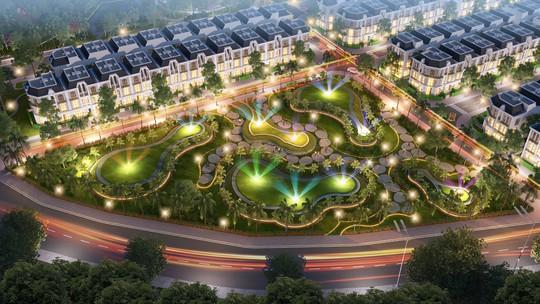 Độc đáo công viên tái hiện từ câu chuyện cổ tích - Ảnh 3.