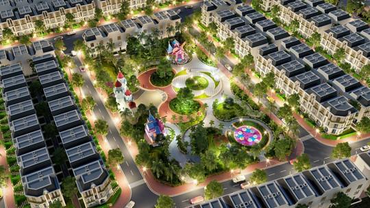 Độc đáo công viên tái hiện từ câu chuyện cổ tích - Ảnh 4.